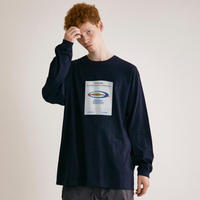 AunnDrop L/S Tee(NVY)