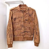 OMA overdrawing 革 leather 07 「モグラの仲間 moles and associates」