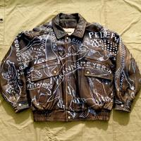OMA overdrawing 革| leather 01「絶滅動物|Extinct animals」