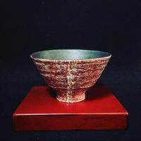 BATON「朝焼け」茶碗(2000服)沼野秀章 Edition:2