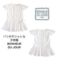 BONHEUR DU JOUR 刺繍入りワンピース(16071)