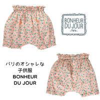 BONHEUR DU JOUR  小花柄ブルマ (16073)
