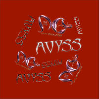 AVYSS Bandana red