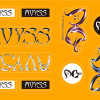 AVYSS Sticker set