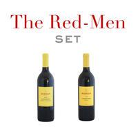 The Red-Men set!