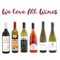 We love ALL wines, here's our (adults) mixed bag of favourites! LAST 1!