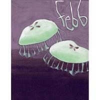 【日本画】2/6 Jellyfishクラゲ『366DAYS』