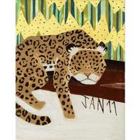 【日本画】1/11 Jaguarジャガー『366DAYS』