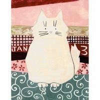 【日本画】1/3 Catネコ『366DAYS』