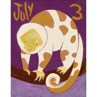 【日本画】7/3 Spilocuscusブチクスク『366DAYS』
