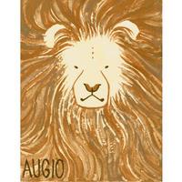 【日本画】8/10 Lionライオン『366DAYS』