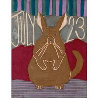 【日本画】7/23 Viscachaビスカッチャ『366DAYS』
