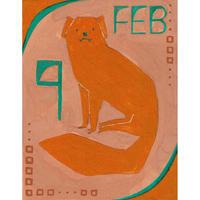 【日本画】2/9 Mongooseマングース『366DAYS』
