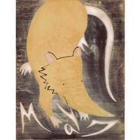 【日本画】5/7 Solenodonソレノドン『366DAYS』
