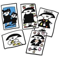 シベリアポストカード5枚セット