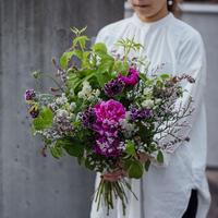 季節のブーケM(花束)《予約制》