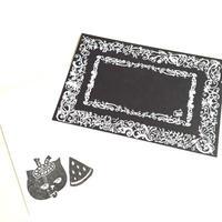 【Mr.PINK】CAT MESSAGE CARD(house)/ メッセージカード(ハウス)