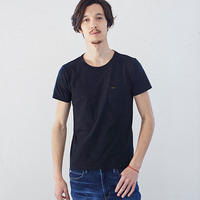 【Lee】PACK POCKET T(Black)/パックポケットティーシャツ(ブラック)