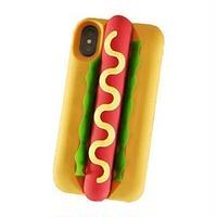 ホットドッグのiPhoneケース