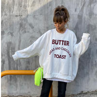 裏起毛SW「Butter toast」#331