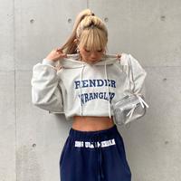 ニットソーフーディー「RENDER」#9610