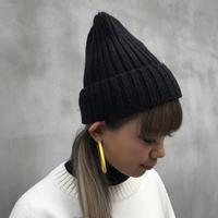 裏起毛Simpleニット帽