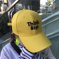 「Think Big!」キャップ