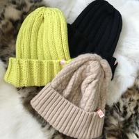 Simpleニット帽2号