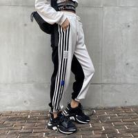 バイカラージョガーパンツ「DS」#806