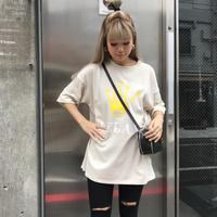 【¥5,590→¥4,500】カサカサBIGTシャツ「RELAX」