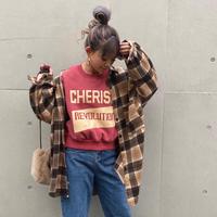 ネルチェックシャツJK「渋さん」