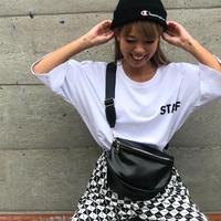 チュニックTシャツ「STAFF」