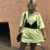 BURA♡レイヤードTシャツ