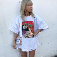 DAMAGETシャツ「loves」