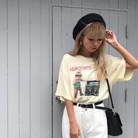 【¥4,590→¥3,500】サラサラBIGTシャツ「エアロベイビー」