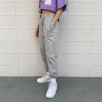 ハイウエストジョガーパンツ「Girl」#9029