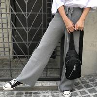 【¥5,590→¥2,500】リブニットpants