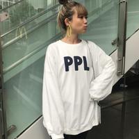 ミニ裏スウェット「PPL.」