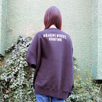 AYH STENCIL T/C BIG CREW SWEAT