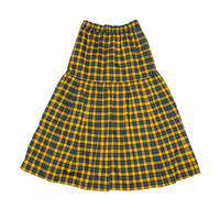 AYH  FLANNEL CHECK SKIRT