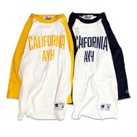 AYH CALIFORNIA COLLEGE RAGLAN SHIRTS