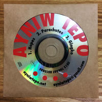 3 songs DEMO CD