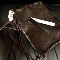 incarnation 18AW HORSEストラップLarge Pouch BOLDEAUX極上未使用品