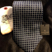 CHRISTIAN MONET PARIS タグ付未使用SILK NECKTIE