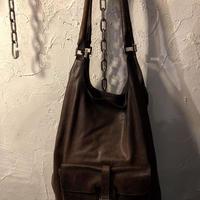 JIL SANDER ITALY Leather Tote Bag