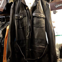 70,s U.S.A.製 GOAT-LEATHER Trench Coat ヴィンテージ美品