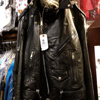 70,s vintage U.S.A. BLOOKS RIDERS JACKETグッドサイズ目玉ヴィンテージライダース