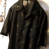 70,s 国産Konpora see-through Shirt オールド美品