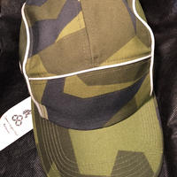 CLOVER Camouflage Cap美品