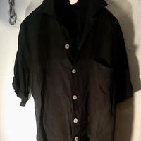 60,s vintage MADE IN U.S.A.  BOX型Rockabilly Shirt ヴィンテージ美品